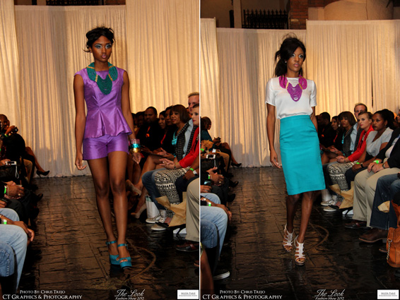 MONIQUE E4S Spring 2013